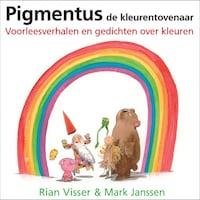 Pigmentus de kleurentovenaar (met ebook)