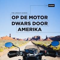 Op de motor dwars door Amerika