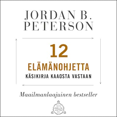 Jordan Peterson Kirja