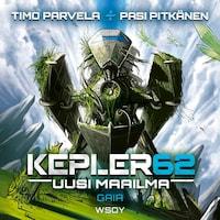 Kepler62 Uusi maailma : Gaia