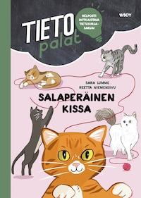 Tietopalat: Salaperäinen kissa (e-äänikirja)