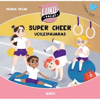 Super Cheer: Voileipävaras