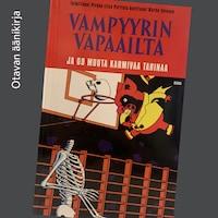 Vampyyrin vapaailta ja 69 muuta karmivaa tarinaa