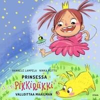 Prinsessa Pikkiriikki valloittaa maailman