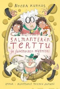 Salmanterin Terttu ja juustoinen mysteeri
