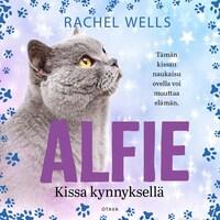 Alfie - kissa kynnyksellä