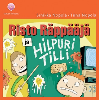 Risto Räppääjä ja Hilpuri Tilli
