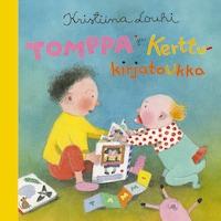 Tomppa ja Kerttu-kirjatoukka (e-äänikirja)