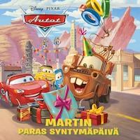 Pixar Autot. Martin paras syntymäpäivä