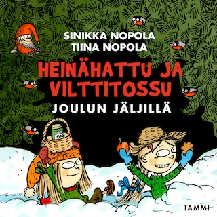 Heinähattu Ja Vilttitossu Joulun Jäljillä
