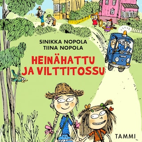 Heinähattu ja Vilttitossu (uusi laitos)