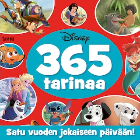 Disney 365 tarinaa, Marraskuu