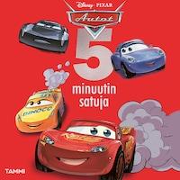 Disney Pixar Autot. 5 minuutin satuja