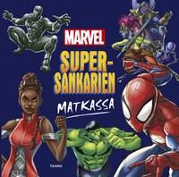 Marvel. Supersankarien matkassa (e-äänikirja)
