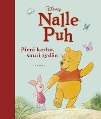 Nalle Puh. Pieni karhu, suuri sydän (e-äänikirja)