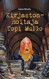 Kirjastonhoitaja Topi Mullo