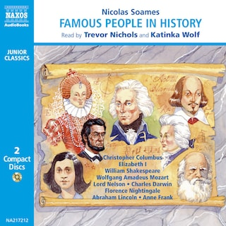 Famous People in History – Volume 1