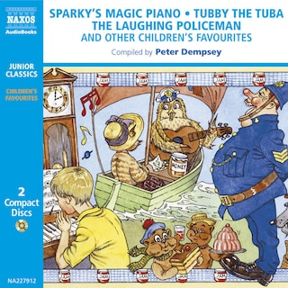 Sparky's Magic Piano