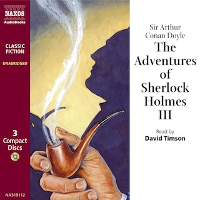 The Adventures of Sherlock Holmes– VolumeIII