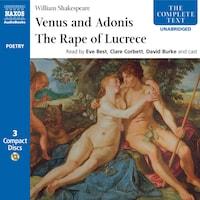 Venus & Adonis, The Rape of Lucrece