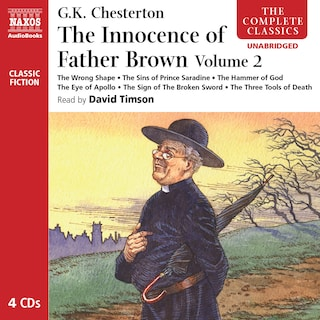 The Innocence of Father Brown– Volume2