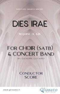 Dies Irae - Choir & Concert Band (score)