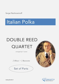 Italian Polka - Double Reed Quartet - Parts