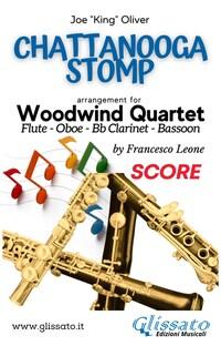 Chattanooga Stomp - Woodwind Quartet (score)