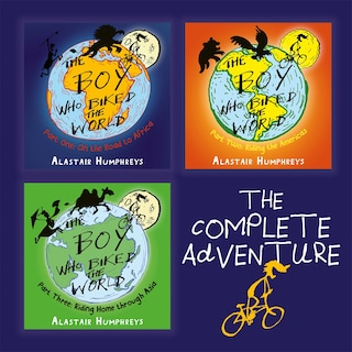 The Boy Who Biked the World Collection