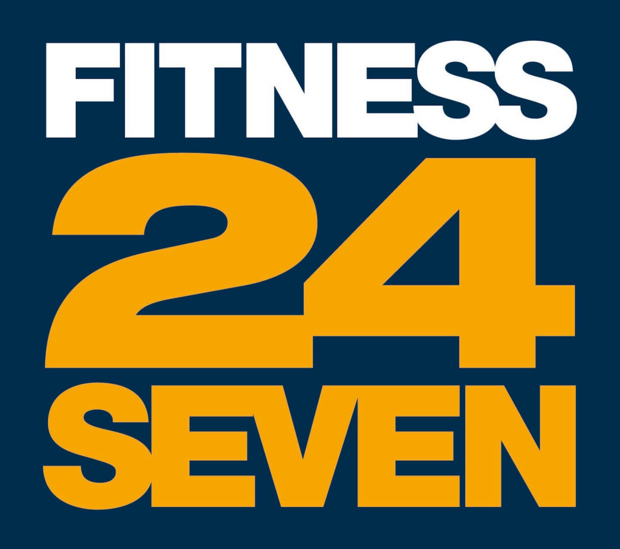 Fitness 24 seven logo